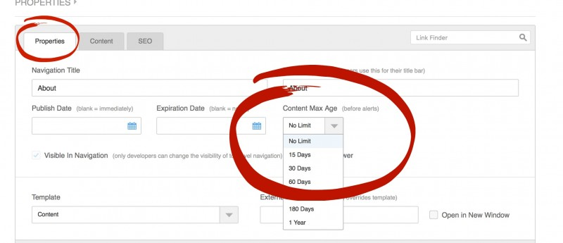 content max age